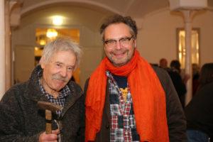 Gerd Jäger und Andreas Ammer, Foto JK