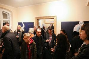 Vernissage PopUpKunst Marstall 17.02.17