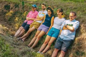PoPUpKunst-0418, Elena Carr, Jonas Beutlhauser, Lea Wilsdorf, Lorenz Schreiner und Marius Meusch